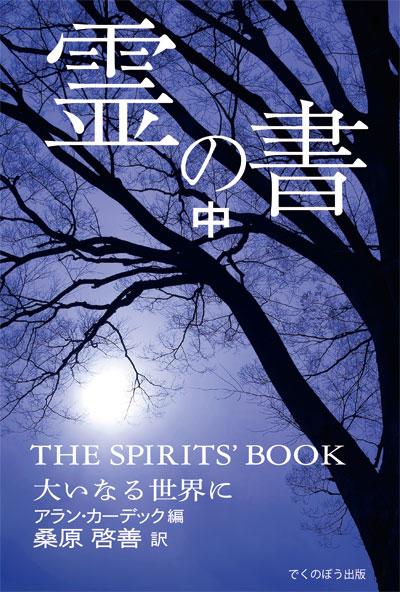 霊の書(中)表紙画像